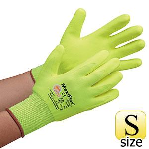 ATG 通気精密作業手袋 MaxiFlexUltimate 34−874FY S