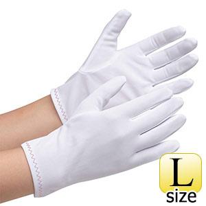 品質管理用手袋 NO.8000 ナイロンW L 12双入