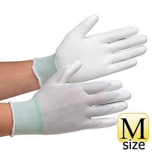 静電気拡散性手袋 MCG−800N (手のひらコーティング) M 10双/袋
