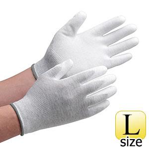 作業手袋 SPU−130CN (手のひらコーティング) Lサイズ 10双/袋