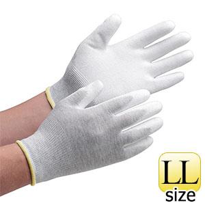 作業手袋 SPU−130CN (手のひらコーティング) LLサイズ 10双/袋