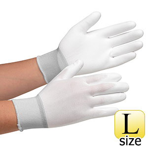 作業手袋 MCG−700 (手の平コーティング) L 10双入