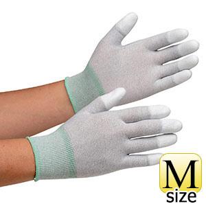 作業手袋 MCG−601N (指先コーティング) M 10双/袋