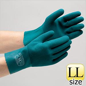 天然ゴム製手袋 ニュートワロン155 LL 10双入