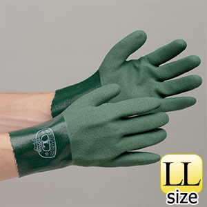 ニトリル製手袋 NO.565 耐油トワロンハード LL 10双