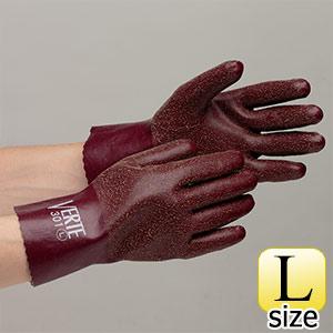 天然ゴム製手袋 ベルテ−301 L 10双入