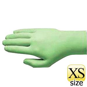 ネオプレン手袋 マイクロタッチ アフィニティ377 粉無 XS 100枚×10箱
