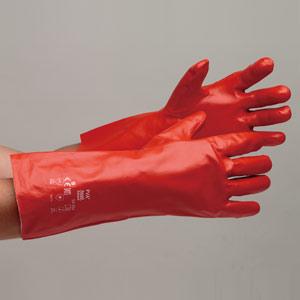 ポリビニールアルコール手袋 No.15-554 PVAグローブ