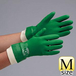 塩化ビニール製手袋 ベルテジャージ M 10双/袋