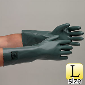 強酸・強アルカリ対応手袋 ダイローブ(R) A−95 L