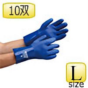 塩化ビニール製手袋 ベルテ 175 Lサイズ 10双/袋