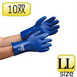 塩化ビニール製手袋 ベルテ 175 LLサイズ 10双/袋