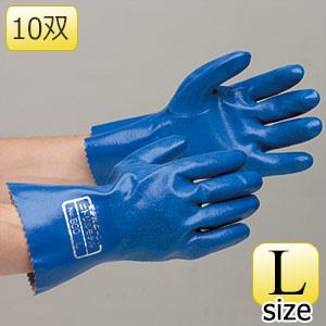 エステー モデルローブ NO.600 ニトリル製手袋 L 10双