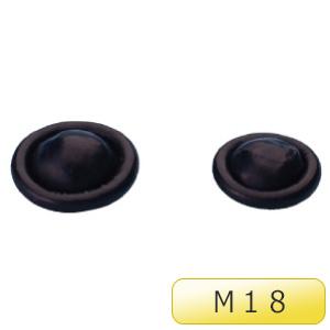 指サック スポアブラック3ZN (ロールタイプ) M18