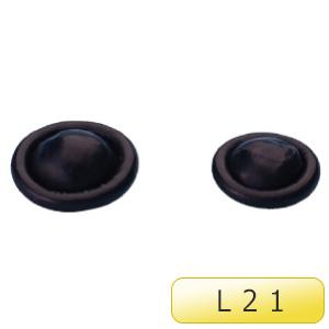 指サック スポアブラック3ZN (ロールタイプ) L21