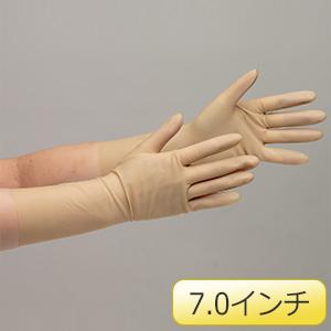 天然ゴム製手袋 NO.15 7.0インチ 25双入