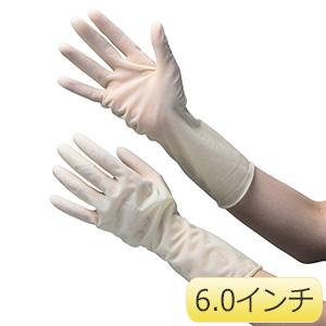 天然ゴム製手袋 クリーンルーム用 NO.916 6.0インチ 50双×4袋
