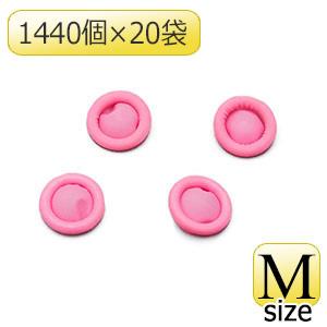 静電気防止指サック F200A−T−FR M 1440個×20袋入