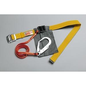 胴ベルト型安全帯 MSK−111 黄