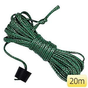 セイフティブロック 付属品 引寄せロープ 20m