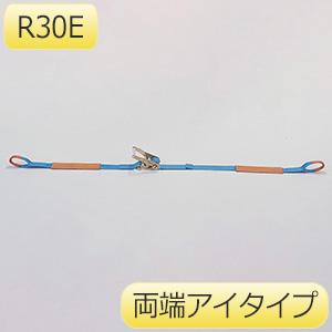 荷締具 テザックベルト ラチェットバックル式 R−30−E 50mm×1m×3m