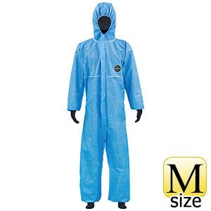 SMS不織布製 防護服 デュポン プロシールド10B ブルー M