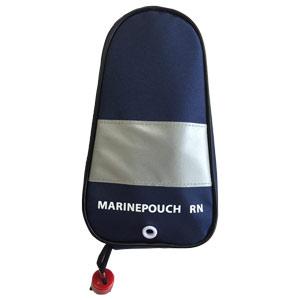救命浮輪 マリンポーチ RN型 膨張式 縦型ネイビー