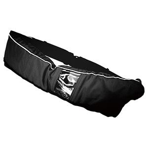 救命胴衣兼用型 自動膨脹式・ウエストポーチタイプ WP−2 黒