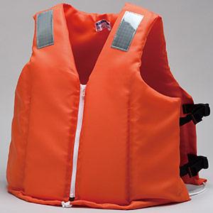 作業用救命胴衣 NS−3Z−3 オレンジ