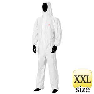 3M 化学防護服 4540 PLUS XXL (20枚入/箱)