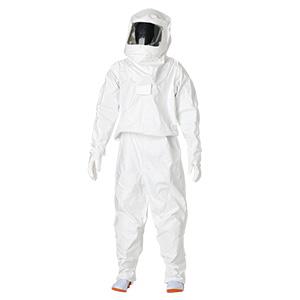 蜂の巣の駆除作業向け 新スズメバチ防護服 アンチホーネット 3 KA−8883