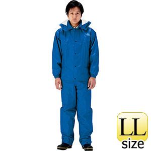 雨衣 エントラント ハイテクスーツ A−680 ブルー LL