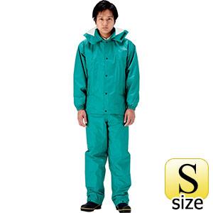 雨衣 エントラント ハイテクスーツ A−680 グリーン S