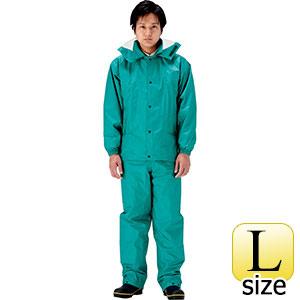 雨衣 エントラント ハイテクスーツ A−680 グリーン L