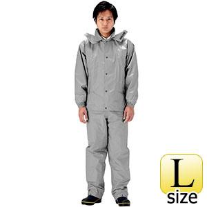 雨衣 エントラント ハイテクスーツ A−680 シルバー L