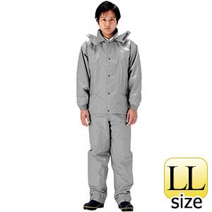 雨衣 エントラント ハイテクスーツ A−680 シルバー LL
