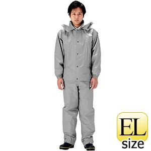 雨衣 エントラント ハイテクスーツ A−680 シルバー EL