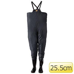 クレモナ水産 胴付き長靴 10068 鉄紺 25.5cm