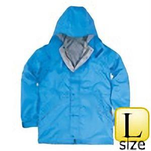 雨衣 ゴアテックス レインジャケット J−601 ブルー L