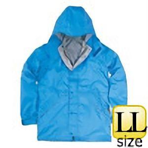 雨衣 ゴアテックス レインジャケット J−601 ブルー LL