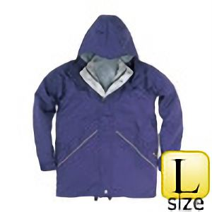 雨衣 ゴアテックス レインジャケット J−601 ネイビー L