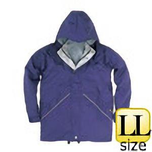 雨衣 ゴアテックス レインジャケット J−601 ネイビー LL
