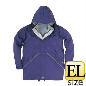雨衣 ゴアテックス レインジャケット J−601 ネイビー EL