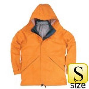 雨衣 ゴアテックス レインジャケット J−601 オレンジ S
