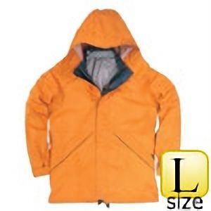 雨衣 ゴアテックス レインジャケット J−601 オレンジ L