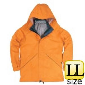 雨衣 ゴアテックス レインジャケット J−601 オレンジ LL