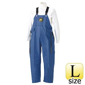 雨衣 マリン胸付ズボン G−229 ネイビー L