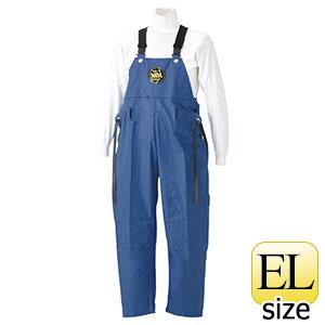雨衣 マリン胸付ズボン G−229 ネイビー EL