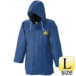 雨衣 マリンパーカ J−218 ネイビー L