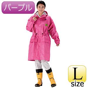 雨衣 レインストーリー 550 パープル L